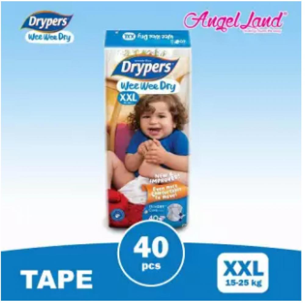 Drypers Wee Wee Dry XXL40 (1pack)