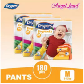 image of Drypers Drypantz M60/L48/XL42/XXL36 (3 packs)