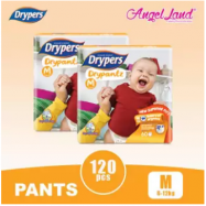 image of Drypers Drypantz M60/L48/XL42/XXL36 (2 packs)