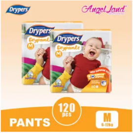 image of Drypers Drypantz M60/L48/XL42/XXL36 (2 packs)