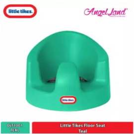 image of Little Tikes Floor Seat (Teal/ Grey/ Blue)