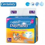 Certainty Daypants Disposable Adult Pants Regular Pack L11 (2 packs)
