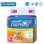 Certainty Daypants Disposable Adult Pants Regular Pack M11 (2 packs)
