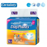 image of Certainty Daypants Disposable Adult Pants Regular Pack L11