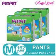 image of PETPET DayNight Pants Jumbo Packs NM54/L46/XL40/XXL32 (3Packs)