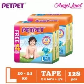 image of PETPET Tape Mega Pack L60+4 (2packs)