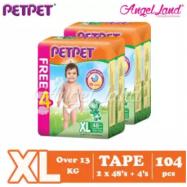 image of PETPET Tape Mega Pack XL48+4 (2packs)
