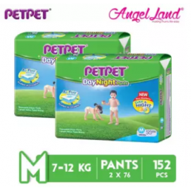 image of PETPET DayNight Pants Mega Packs M76 (2Packs)