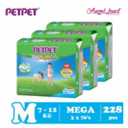 image of PetPet DayNight Pants Mega Pack M76 (3Packs)