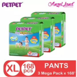 image of PetPet DayNight Pants Mega Pack XL56 (3 packs)