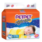 PETPET Night Tape Diaper Mega Packs S6