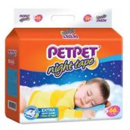 image of PETPET Night Tape Diaper Mega Packs S6