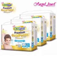 image of BabyLove Premium GoldPants Jumbo Pack M64 (3Packs)