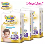 BabyLove Premium GoldPants Jumbo Pack M64 (3Packs)