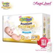image of BabyLove Premium GoldTape Jumbo Pack NB84 (1Pack) FOC 1x Kira Kira Top-To-Toe Wash 400ml