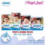 GENKI PANTS JUMBO XXL24 (4 packs)