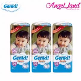 image of Genki Pants Mega XXL36 (3Packs)