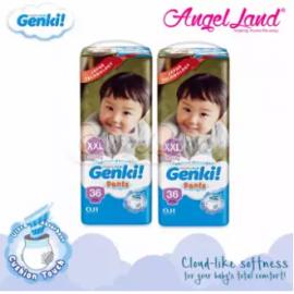 image of Genki Pants Mega XXL36 (2Packs)