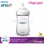 Philips Avent Natural Bottle 9oz / 260ml Single Pack SCF693/13