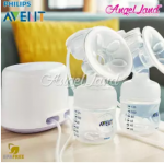 Philips Avent Comfort Twin Electric Breast Pump - SCF334/31