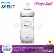 image of Philips Avent Natural Bottle 11oz / 330ml Single Pack SCF696/13