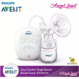 image of [Genuine] Philips Avent Easy Comfort Single Electric Breast Pump SCF301/03
