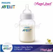 image of Philips Avent Classic+ Anti Colic (1m+) 260ml/9oz Single Pack SCF563/17