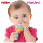 Nuby The Nibbler First Solids NB 5364 10m+ - Red