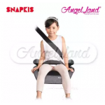 Snapkis Maxi Comfort Booster Seat for Children (15-36kg/4-12 Years) - Maxi Comfort