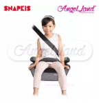 Snapkis Maxi Comfort Booster Seat for Children (15-36kg/4-12 Years) - Maxi comfort + EasiKeep