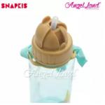 Snapkis Straw Water Bottle 500ml - Unicorn - SKS11031