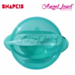 Snapkis Stay Put Suction Bowl & Spoon Set - SKS11010