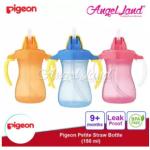 Pigeon Petite Straw Bottle, 150ml (Blue) 26149
