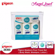 image of Pigeon Newborn Pure Travel Set -26365