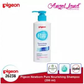 image of Pigeon Newborn Pure Nourishing Shampoo, 200ml -26238