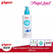 image of Pigeon Newborn Pure Moisturizing Lotion, 200ml -26239