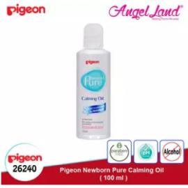 image of Pigeon Newborn Pure Calming Oil, 100ml -26240