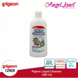 image of Pigeon Liquid Cleanser, 450ml-12959