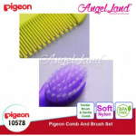 Pigeon Comb and Brush Set -10578
