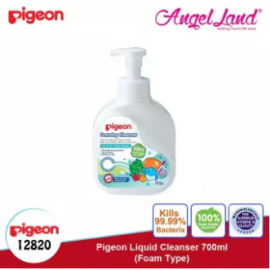 image of Pigeon Liquid Cleanser 700ml Foam Type - 12820