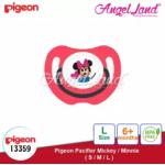 Pigeon Disney Pacifier Mickey/Minnie - L (6 month+) Minnie 13359