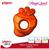 image of Pigeon Cooling Teether (4 months+) - Carrot (13612)