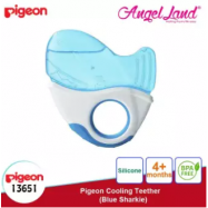 image of Pigeon Cooling Teether (4 months+) - Blue Sharkie (13651)