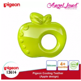 image of Pigeon Cooling Teether (4 months+) - Apple Design (13614)