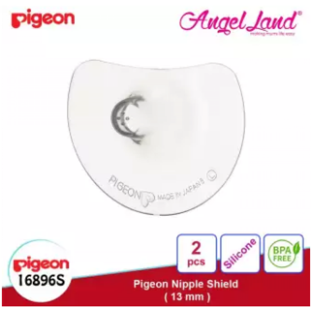 Pigeon Natural Fit Silicone Nipple Shield 13mm PG26227 - 16896S