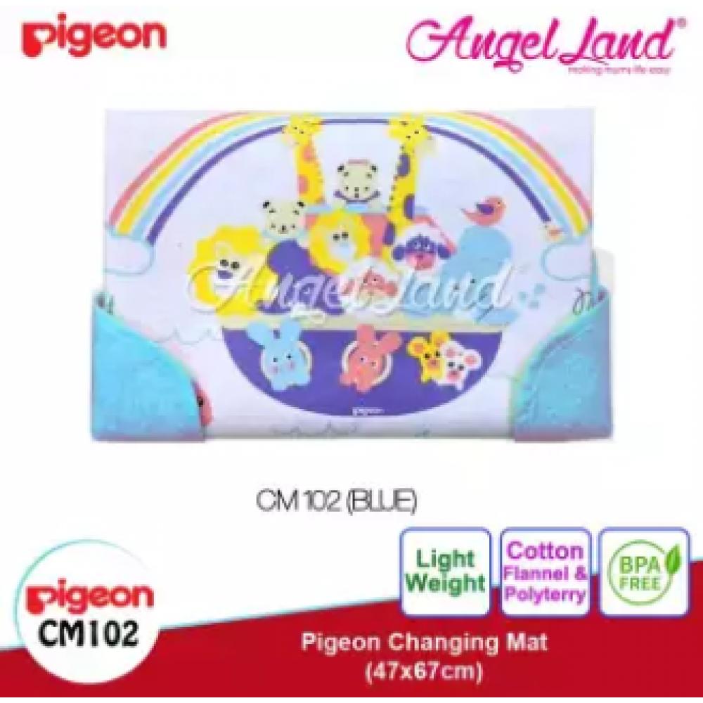PIGEON Changing Mat (47 X 67cm) CM102 - Blue