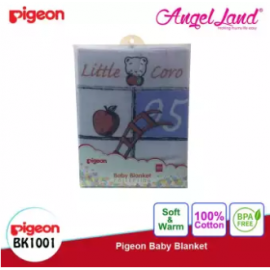 image of Pigeon Baby Blanket - BK 1001