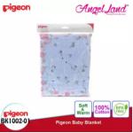 Pigeon Baby Blanket - BK 1002 - 01 Blue