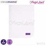 Clevamama Tencel Toilet Training Sleep Mat 70x90cm – White