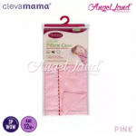 Clevamama Replacement Toddler Pillow Cover - Pink - CM7510